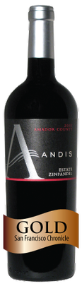 2012 Estate Zinfandel