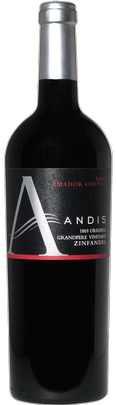 2012 Old Vine Zinfandel, Original Grandpère Vineyard