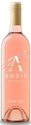 2016 Rose, Andis Estate Vineyard