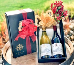 Gift Box -2 bottle: Sauvignon Blanc + Barbera