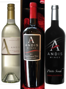 Library Wines Selection Image
