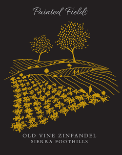 2017 Painted Fields Old Vine Zinfandel