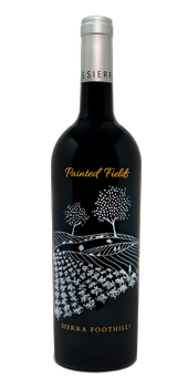 Painted Fields Red Blend