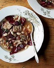 Duck Confit & White Bean Stew